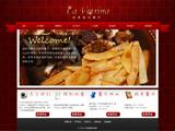 美食餐饮宾馆酒店等行业网站