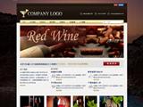 红酒/酒店/餐饮/奢侈品行业网站