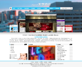 品牌推广 广告传媒 网络营销 行业网站