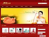 美容养生公司网站